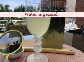 Water is gezond